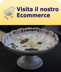 Vendita online Ceramiche e Maioliche d'arte di Faenza